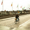 From Germany to Switzerland by bike