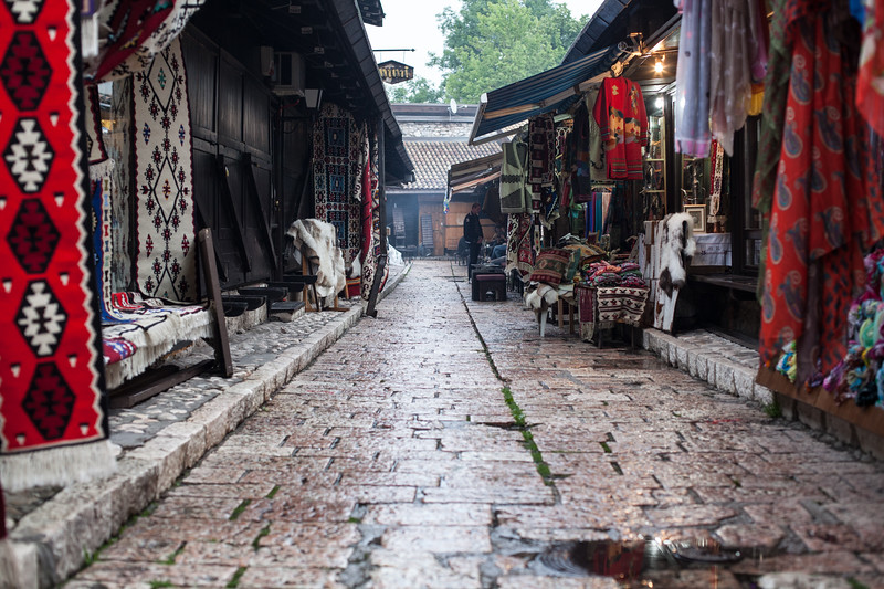 The little Istanbul, Sarajevo