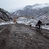Way back to Dushanbe (Tajikistan)