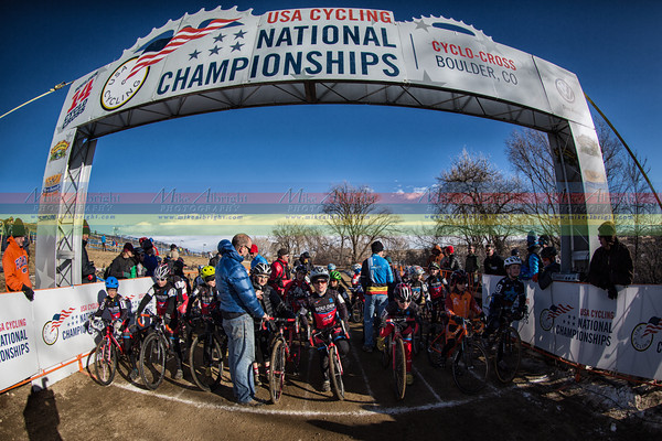 2014 CX Nats - Friday: Men/Women 9-10