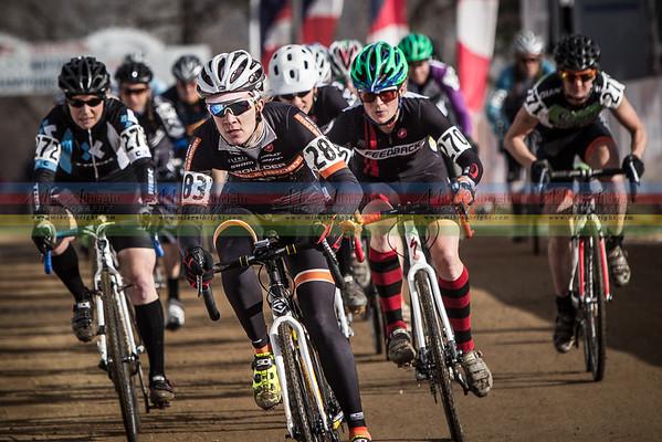 2014 CX Nats - Thursday:  Women 40-44