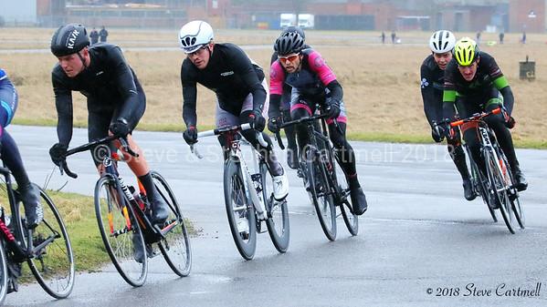 Abingdon Race Team 2018 Winter Crit Series #1
