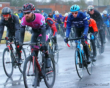 Abingdon Race Team 2018 Winter Crit Series #1