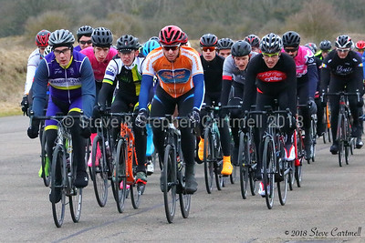 Abingdon Race Team 2018 Winter Crit Series #2