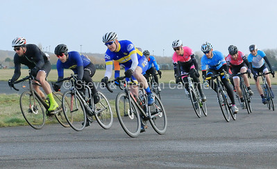 Abingdon Race Team 2019 Winter Crit Series, Race 1.