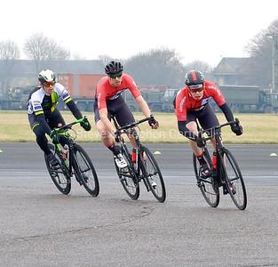 Abingdon Race Team 2019 Winter Crit Series, Race 2.