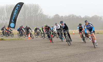 Abingdon Race Team 2019 Winter Crit Series, Race 3