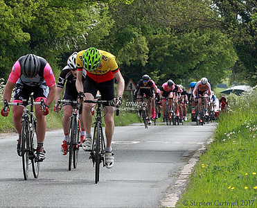 Oxfordshire Road Race League 2017 # 2