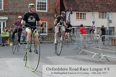 Oxfordshire Road Race League 2017 # 8