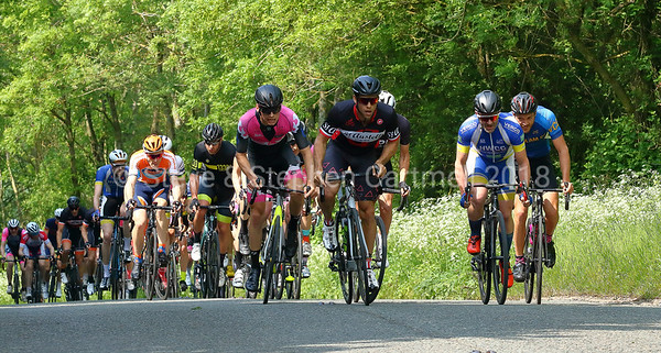 Oxfordshire Road Race League 2018  -  #4