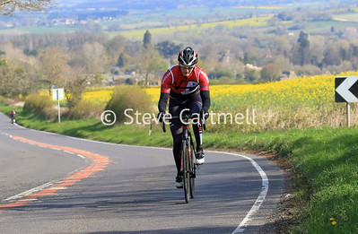Oxfordshire Road Race League 2019  -  #1
