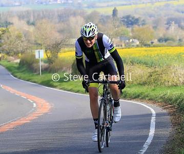 Oxfordshire Road Race League 2019  -  #1
