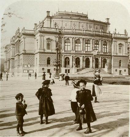 1900, Rudolfinum