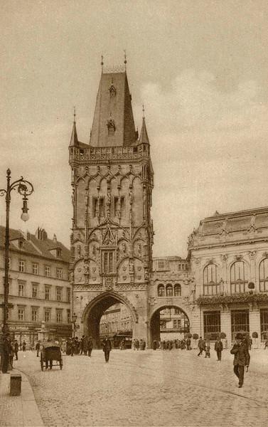 1900, Powder Tower