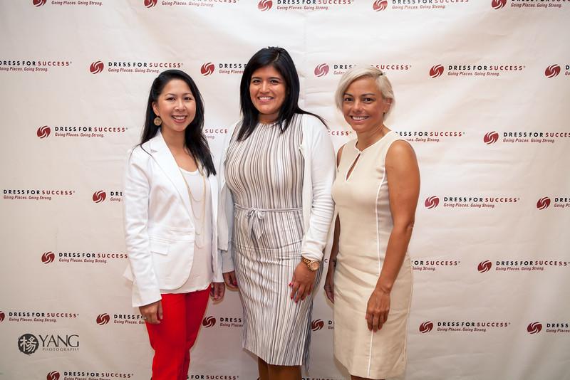 Dress for Success Worldwide West Empower Breakfast 2016