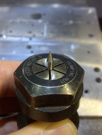 The Tool  Used For Scratch Engraving Process