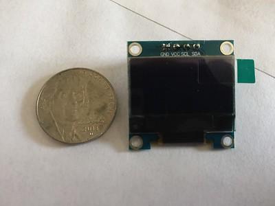 """0.96"""" I2C OLED"""