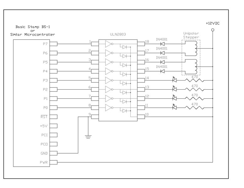 Schematic  diagram of the Drive.