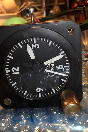 Cessna Clock #1 Front