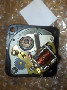 Cessna Clock #2 Broken Solenoid Mount - 2