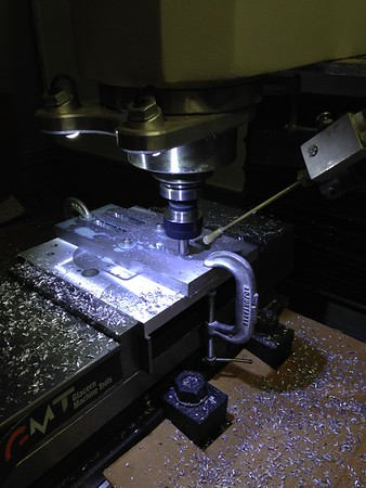 Slotting the Baseplate