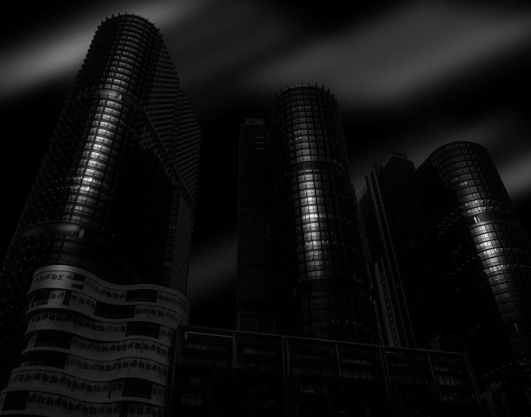 Three Dark Towers