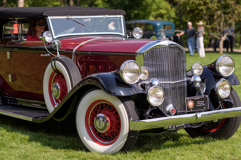 1932 Pierce-Arrow 54 D.C. Phaeton