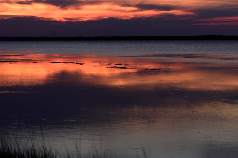 Eventide Ripples ~ Southern Outer Banks