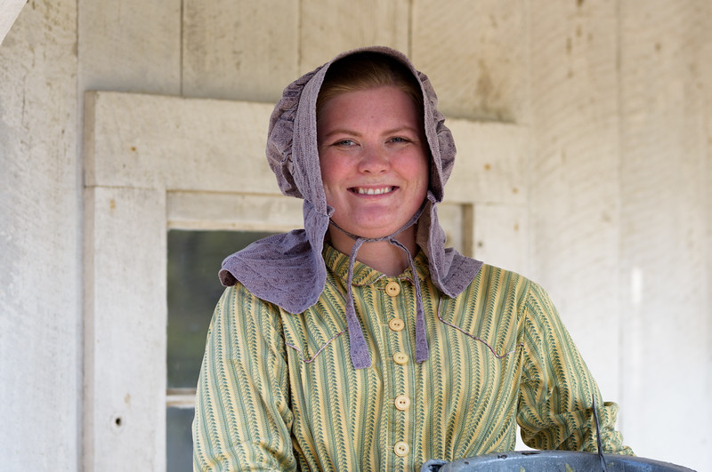 A Little Farm-Fresh History ~ Greenfield Village