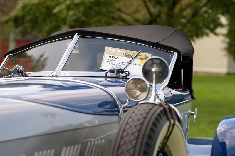 1929 Auburn 120 Boattail Speedster