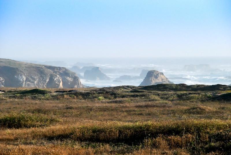 Rocky Bluffs ~ Pacific Coast