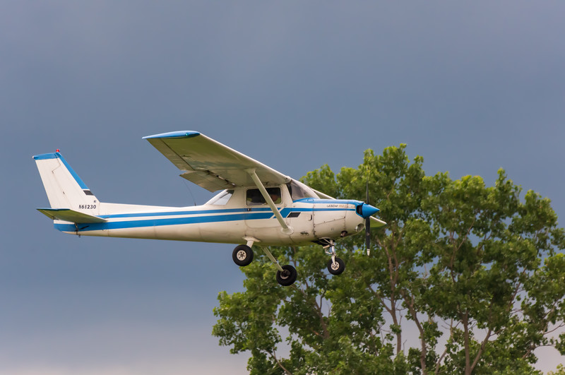 The Approach ~ 1978 Cessna 152