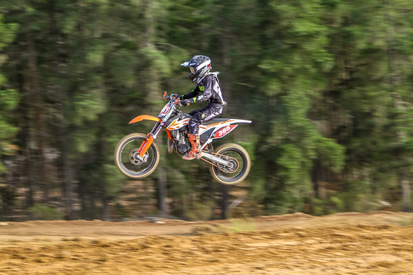 Victorian Junior Motocross championships round 4 day 2