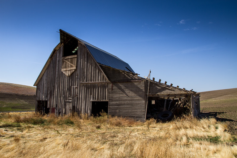 Barn ~ Whitman County, WA