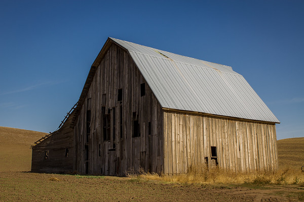 Barn in Whitman County ~ Washington