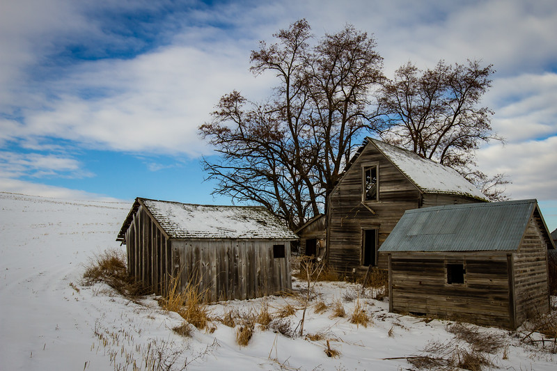Abandoned Series ~ Whitman County