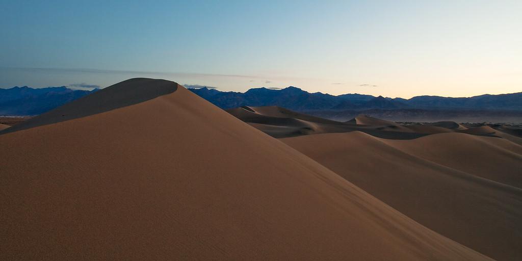 Mesquite Flats Sand Dunes