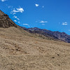 Death Valley Mountain Ridge