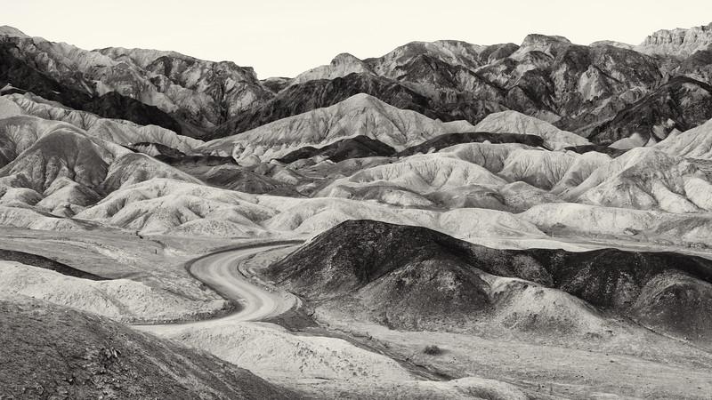 Twenty Mule Team Canyon, Death Valley National Park