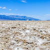 Dust Devil in the Badwater Basin