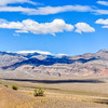 Cloud Shadows on the Desert Mountains