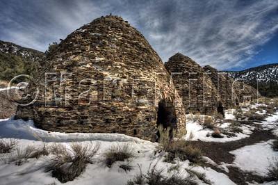 Charcoal Kilns Death Valley