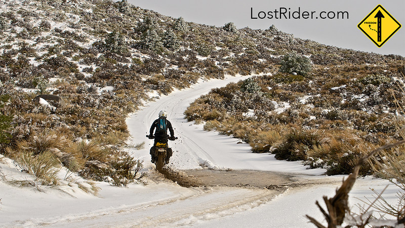 Death Valley Landscape & Riding