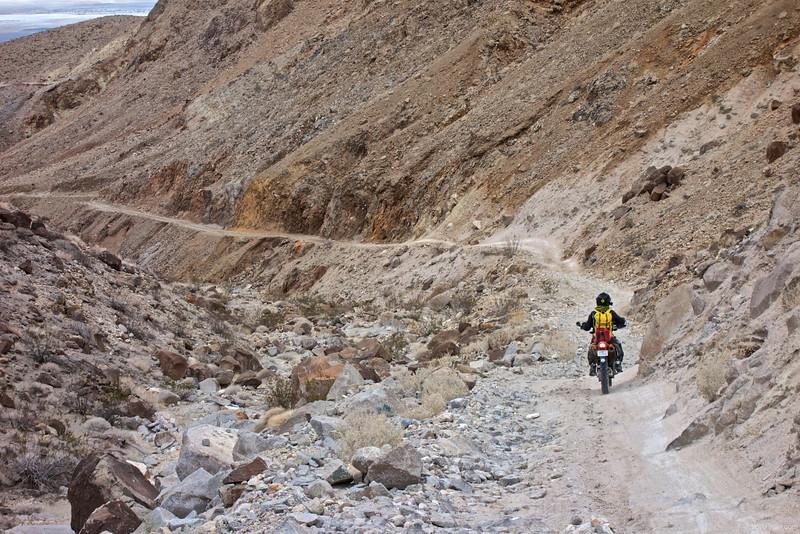 Lippencott Pass, Death Valley