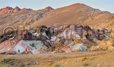 Artists Point Death Valley