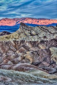 Death Valley Manly Peak