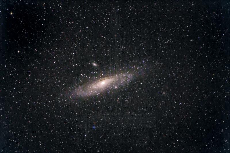 M31(LRGB Processing)