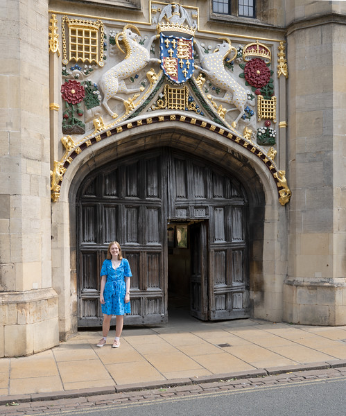 Christ's College, Cambridge (Jul 2021)