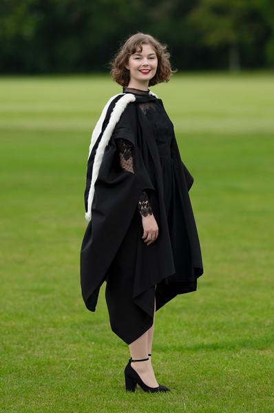 Churchill College Cambridge Degree Ceremony MPhil (Jul 2021)
