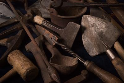 Antonio's Tools